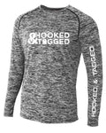 Men's Cloud Camo Performance Long Sleeve