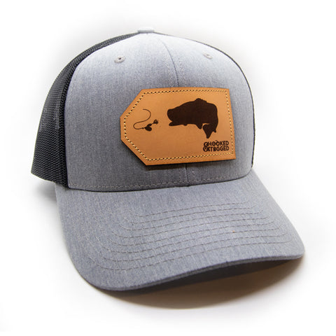 H&T Largemouth Bass Patch Hat