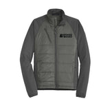 H&T Men's Hybrid Jacket