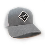 H&T Shotgun & Fly Rod Patch Hat (Curve-Brim)
