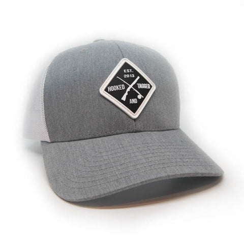 H&T Shotgun & Fly Rod Patch Hat