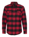 H&T Men's Long-Sleeve Flannels