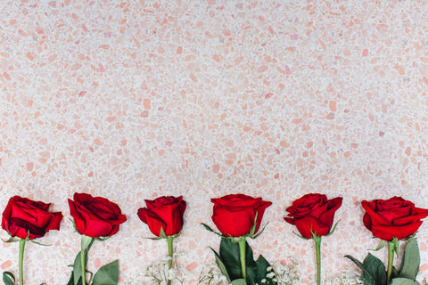 Spring Collection 2021 Coral Terrazzo