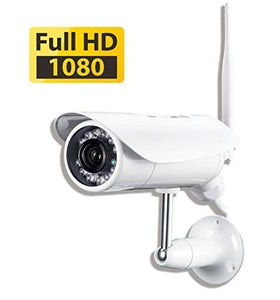 Bullet Pro Waterproof Outdoor Network Surveillance IP Camera-PHYLINK PLC-336