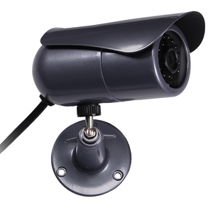 Outdoor/Indoor Bullet WiFi Security Camera in Grey, Phylink PLC-335