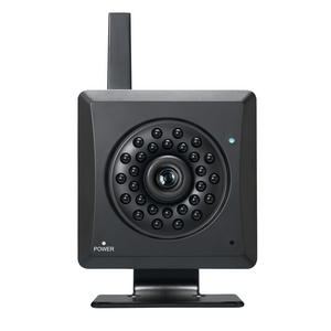 1080P Indoor Home Security Wireless Camera, Long Range Motion Sensor-PHYLINK PLC-238, Black