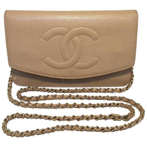 Vintage Chanel Wallet On Chain
