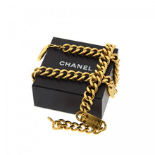 Load image into Gallery viewer, Chanel Gold Chain Belt