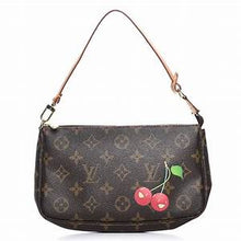 Load image into Gallery viewer, Louis Vuitton Monogram Cerises Pochette