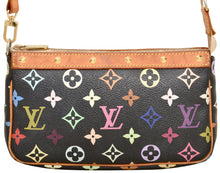 Load image into Gallery viewer, Louis Vuitton Multicolor Pochette with Strap