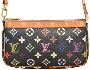 Louis Vuitton Multicolor Pochette with Strap