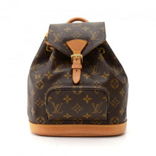 Load image into Gallery viewer, Louis Vuitton Vintage Montsouris Small Backpack