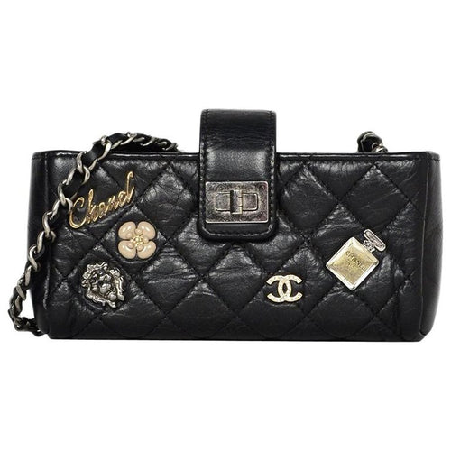 Chanel Lucky Charms Phone Crossbody Bag