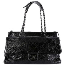 Load image into Gallery viewer, Chanel Classic Flap Large Quilted Ritz Shoulder Bag