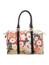 Load image into Gallery viewer, Fendi Floral Boston Bag