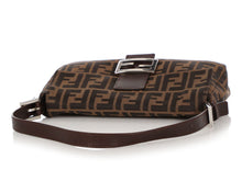 Load image into Gallery viewer, Fendi Zucca Canvas Baguette