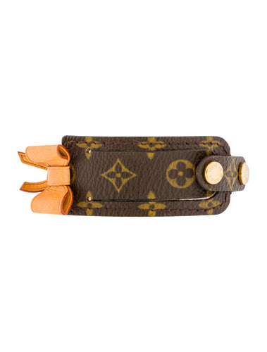 Louis Vuitton Monogram ID bracelet