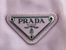 Load image into Gallery viewer, Prada XL Large Pink Nylon Tote Bag