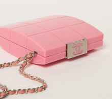 Load image into Gallery viewer, Chanel Collectors Acrylic Minaudière Clutch