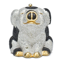 Load image into Gallery viewer, Judith Leiber Pig Minaudiere Clutch
