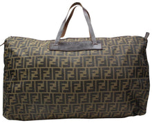 Load image into Gallery viewer, Fendi Zucca Nylon Duffle