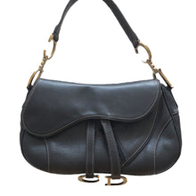 Load image into Gallery viewer, Christian Dior Double Saddle Bag
