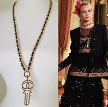 Load image into Gallery viewer, Chanel Key Necklace