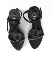 Load image into Gallery viewer, Christian Dior CD Wedges