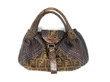 Load image into Gallery viewer, Fendi Zucca Mini Spy Bag