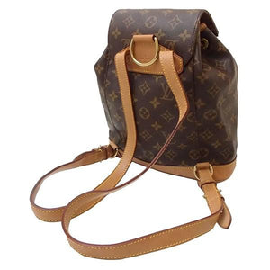 Louis Vuitton Vintage Montsouris Small Backpack