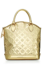 Load image into Gallery viewer, Limited Edition Louis Vuitton Gold Monogram Miroir Lokit