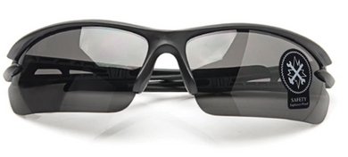 Cycling Polarized Glasses