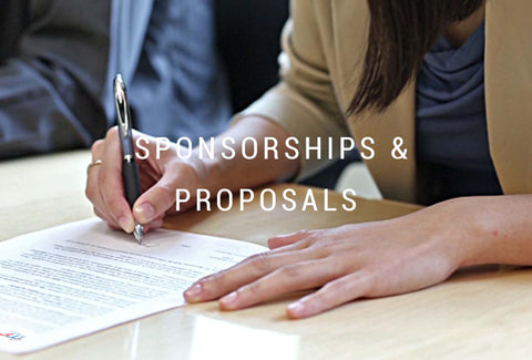 Sponsorships and Proposals