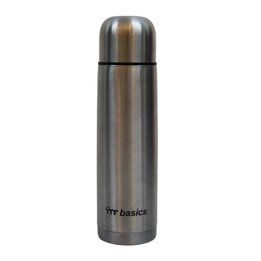 BES-523 500ML Silver Stainless Steel Vacuum Flask