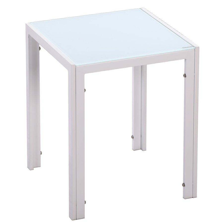 Morrison Side Table - White