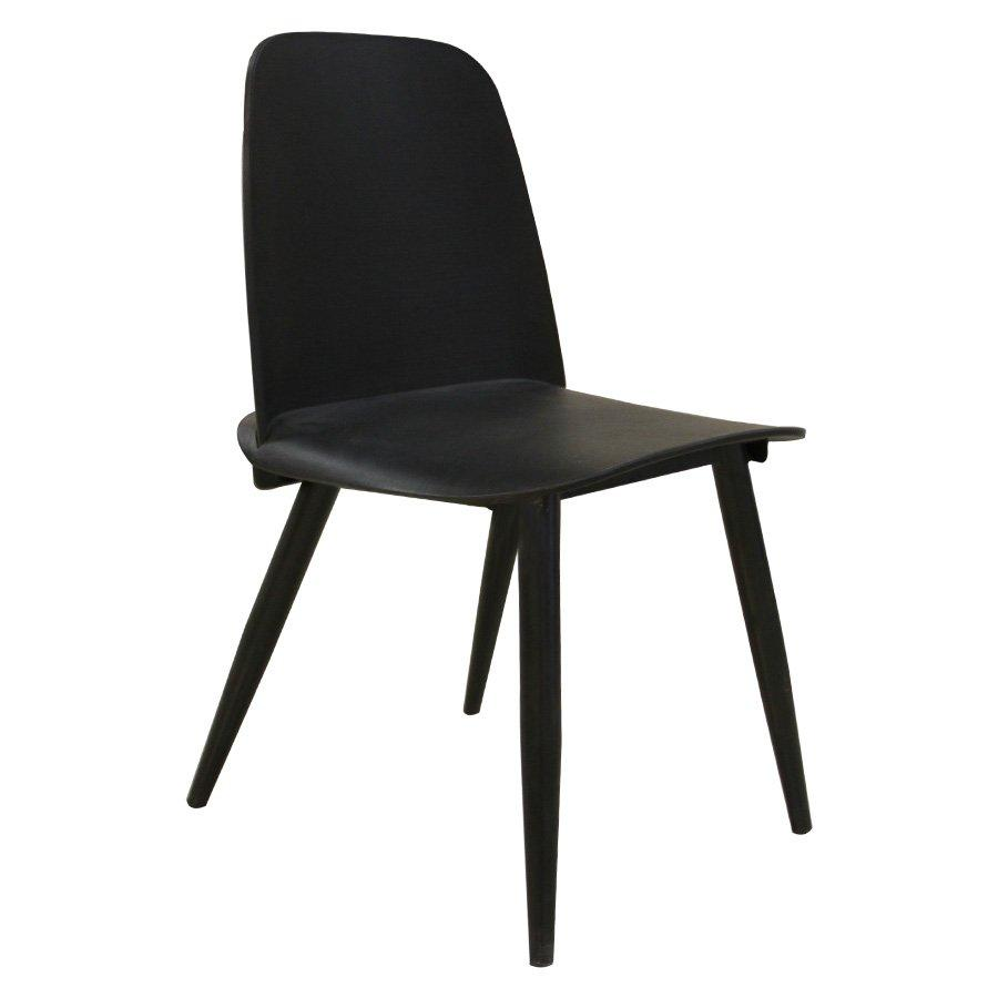 Chance PP Chair - Black - Mandaue Foam