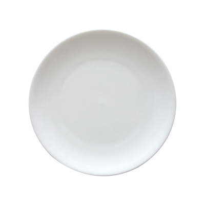 "10"" Coupe Porcelain Dinner Plate - Mandaue Foam"