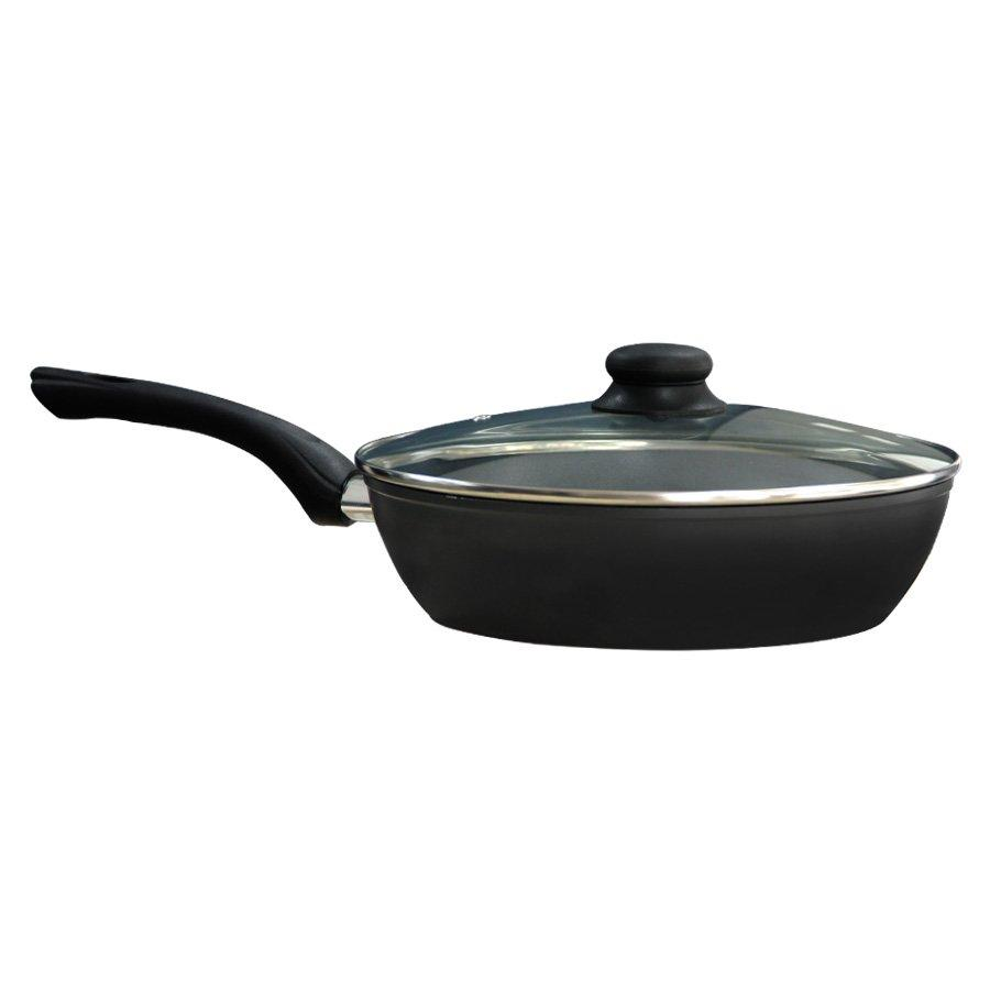 DZ-JJG-28 Non Stick Deep Fry Pan With Lid 28cm