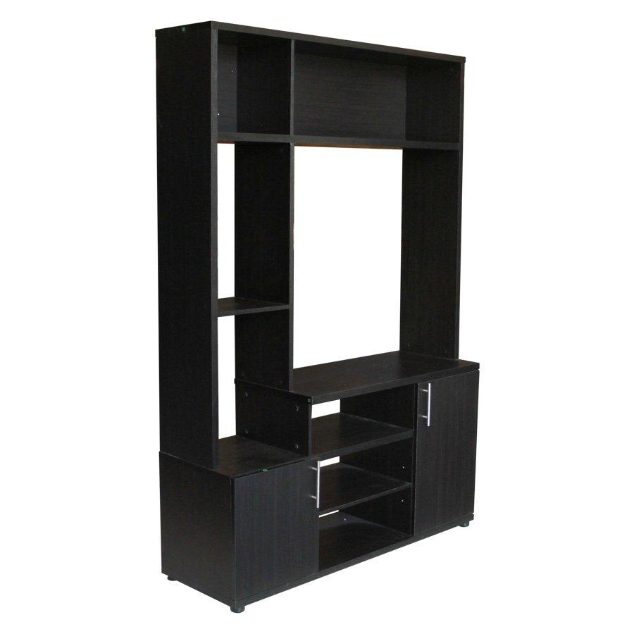 Chip Tv Rack - Espresso - Mandaue Foam
