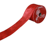 1616704C-R/R Christmas Ribbon 10 Yards Roll ( Red )