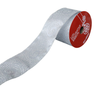 1616704C-S/S Christmas Ribbon 10 Yards Roll ( Silver )