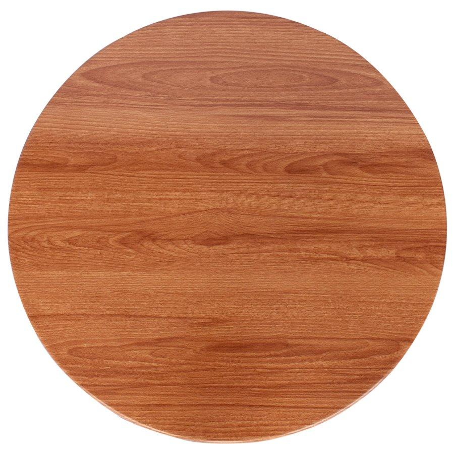 FT-TM004 CORRIE ROUND TABLE TOP - OAK