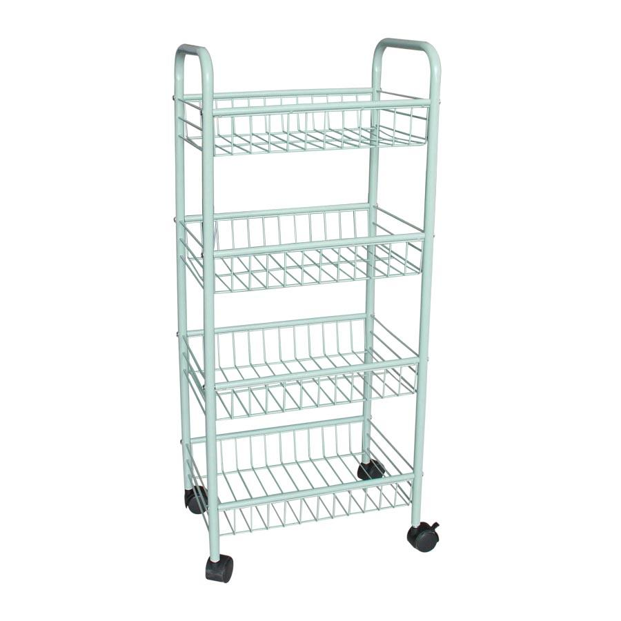 Nola Kitchen Trolley - Green