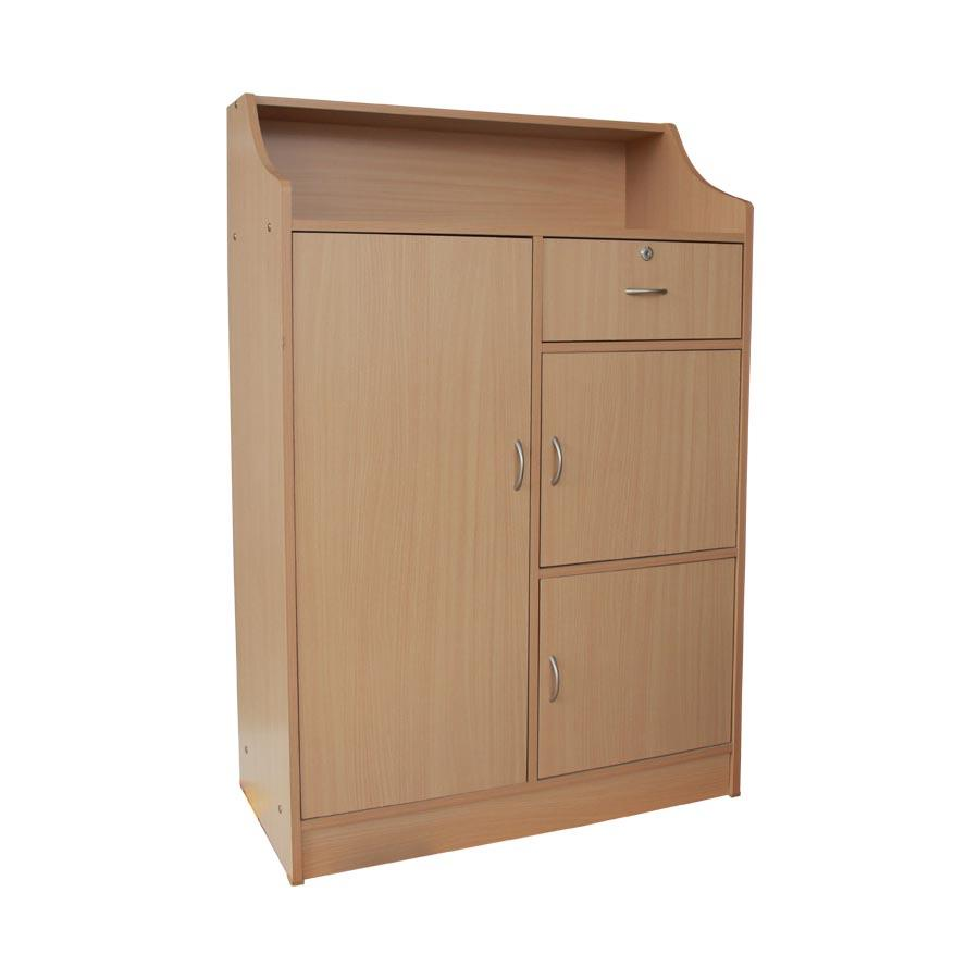 Bebe Children Wardrobe - Beech