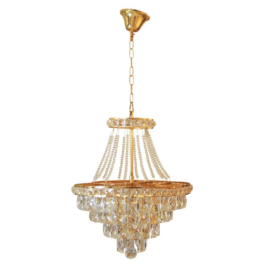 MD212-400 CRYSTAL PENDANT LAMP