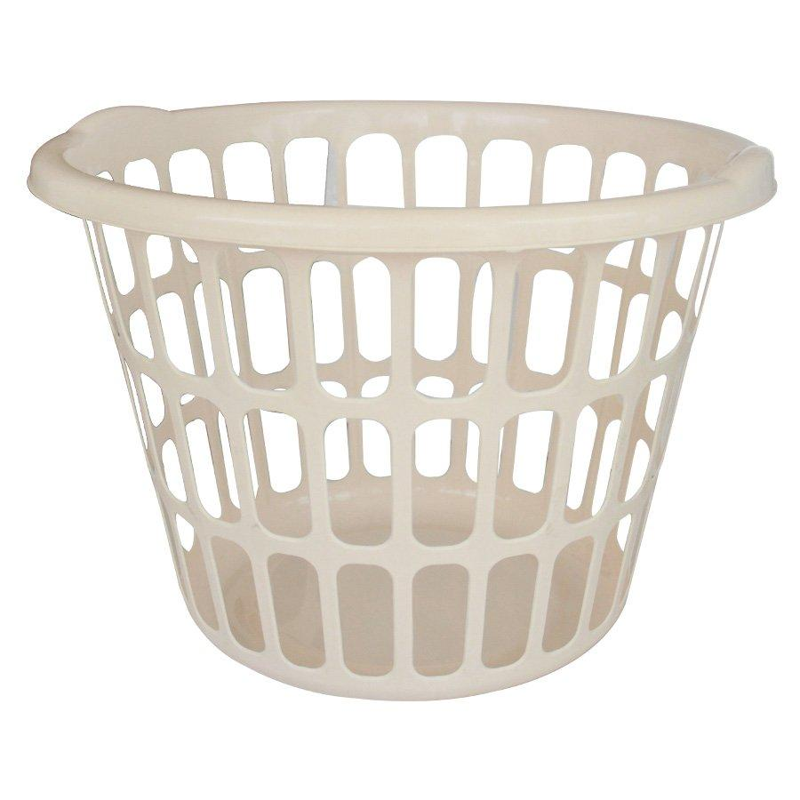 HX-7015A Laundry Basket - Light Grey