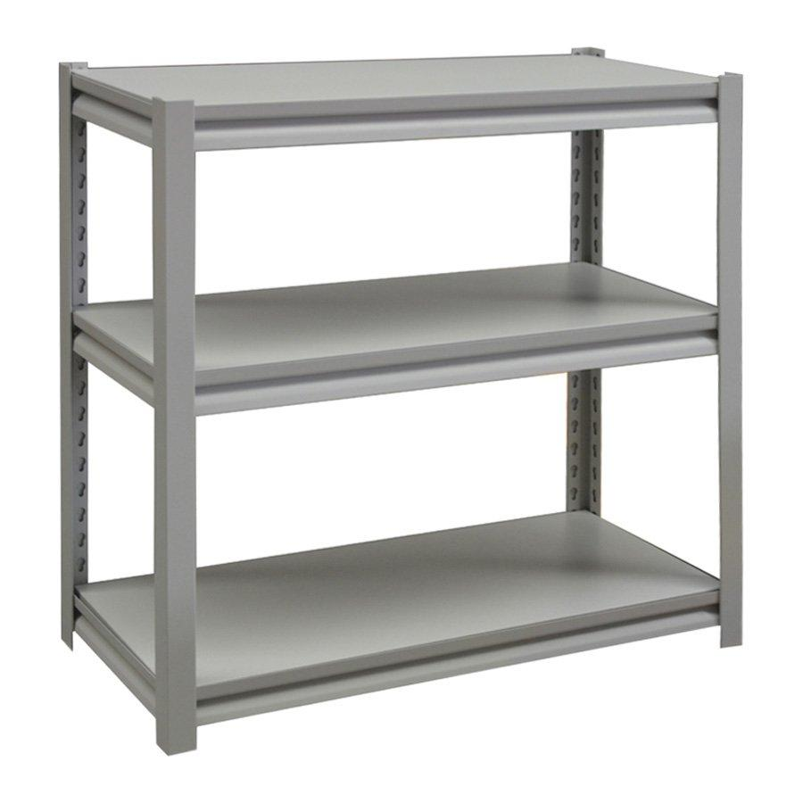 Magnus 3 Tier Adjustable Metal Rack
