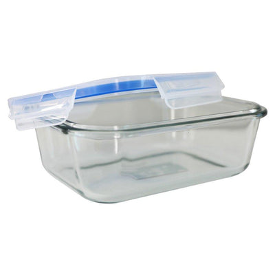 LRE27 0.3L RECT. FOOD CONTAINER W/ LID