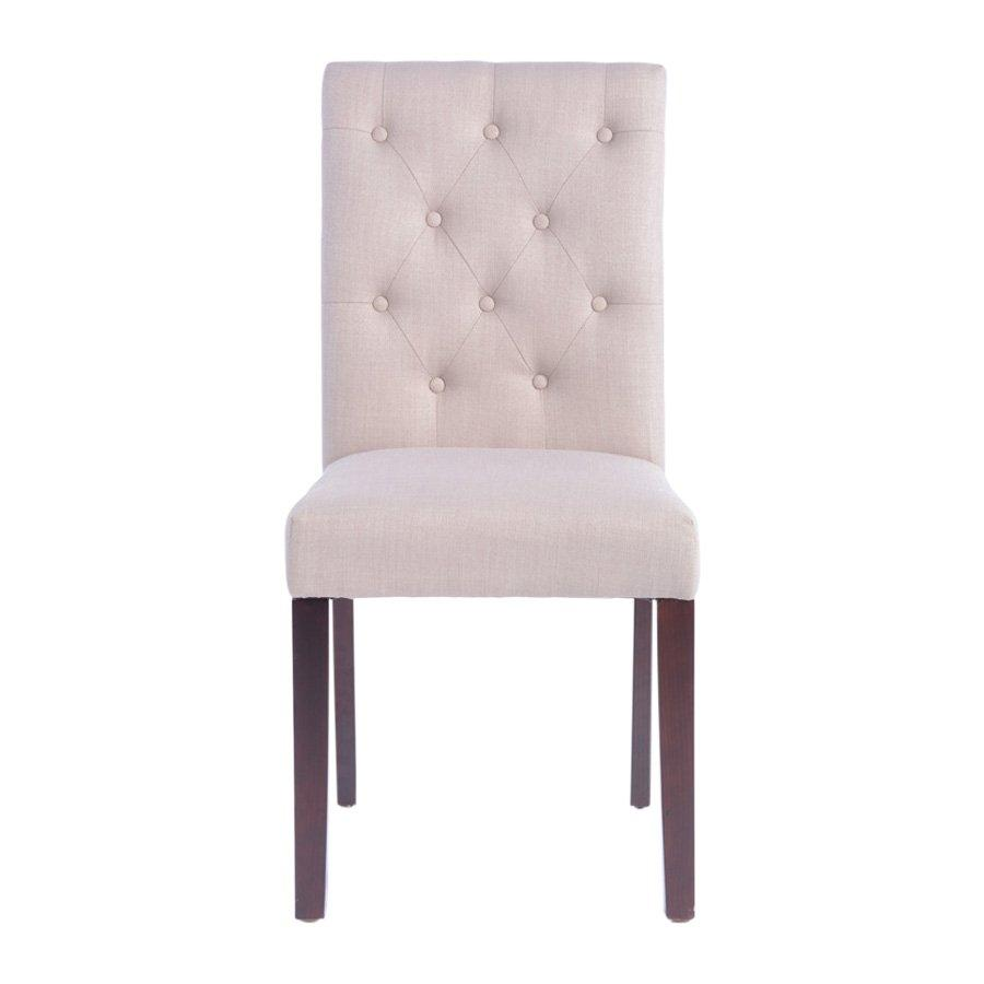 LUPIT UPHOLSTERED CHAIR ONLY- BEIGE