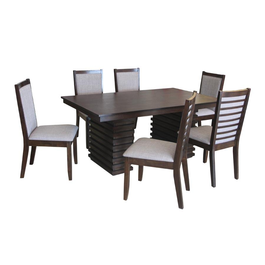 TS Rebecca 6 Seater Dining Set